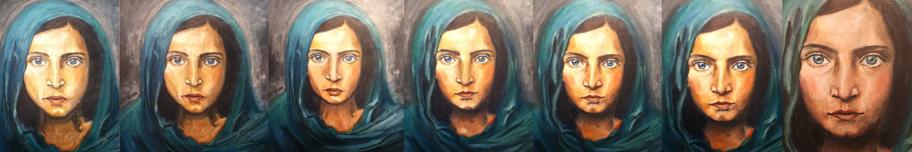 Blue-Eyes-progression, Alexander Neumann