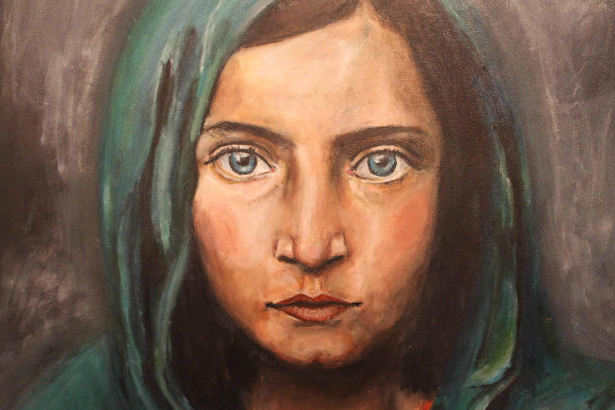 Blue Eyes, Alexander Neumann