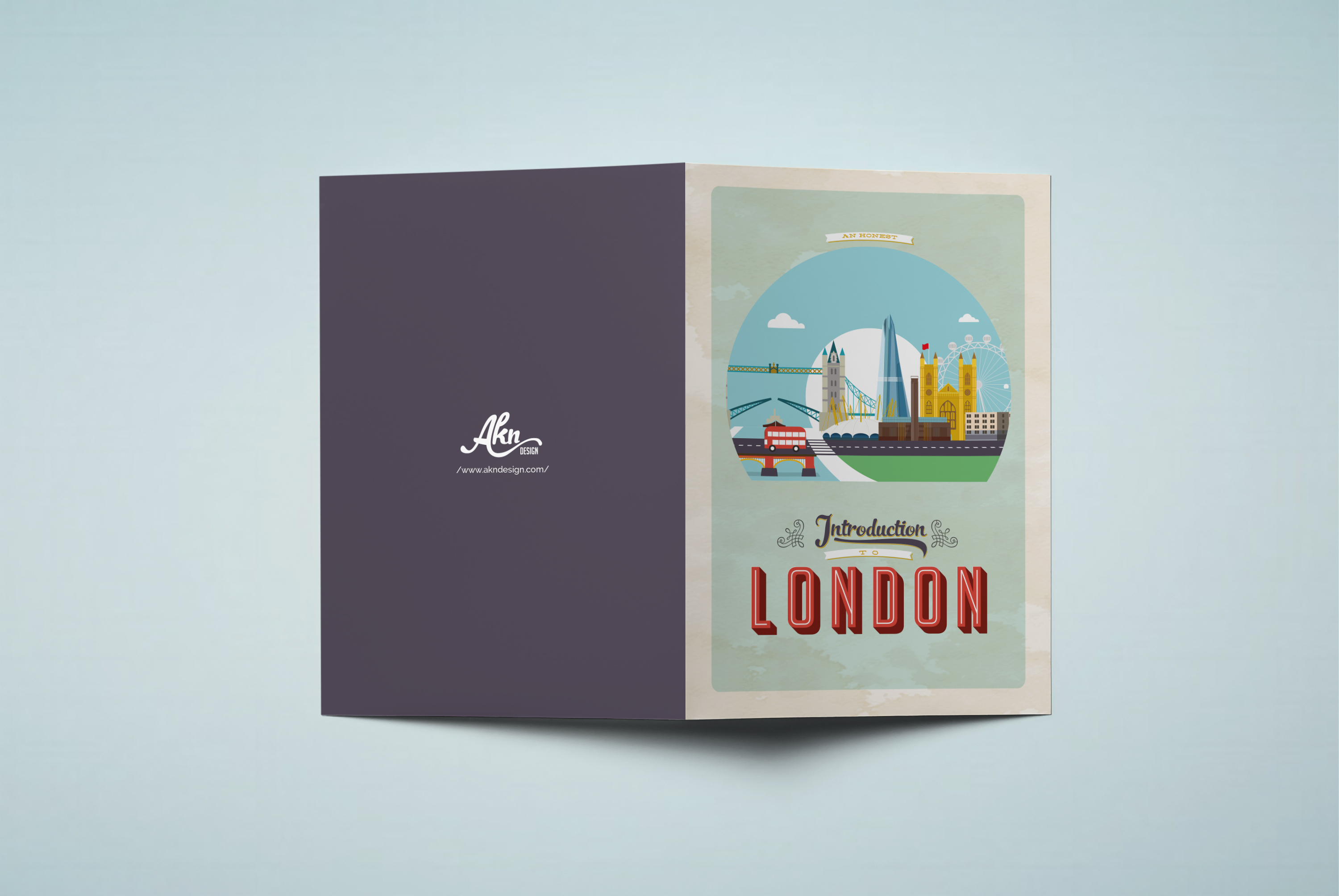Intro to London Cover, Alexander Neumann