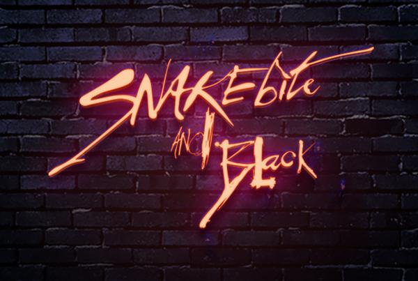 Snakebite & Black