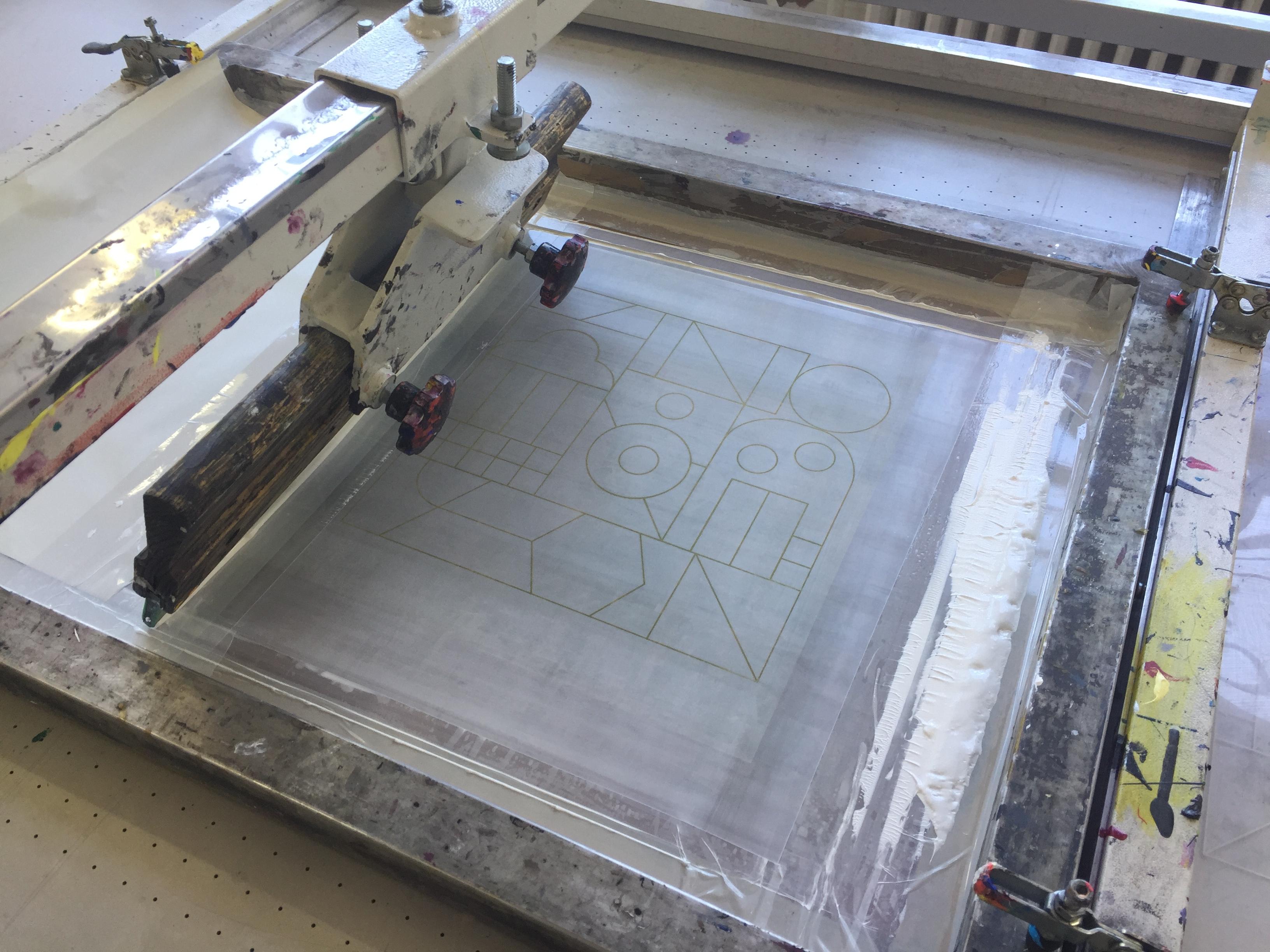 FMP: Screen Printing